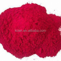 Pigment Red Colored Pigment Powder