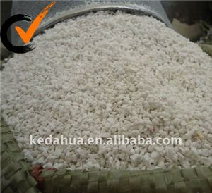 Expanded perlite for horticulture use