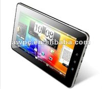 Latest 2012 cheapest hot 7 inch capacitive tablet PC hi-quality+android 4.0+fast delivery+1 year warranty