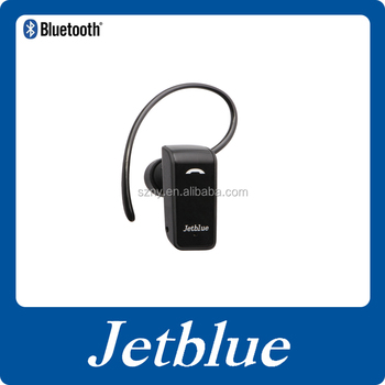 Jetblue stereo bluetooth headset bh23 for cell phone with factory price