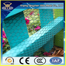 PVC coated Hexagonal wire mesh factory price