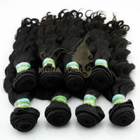 2013 wholesale unprocessed 5A grade 100% human hair factory price Virgin Cambodian Hair