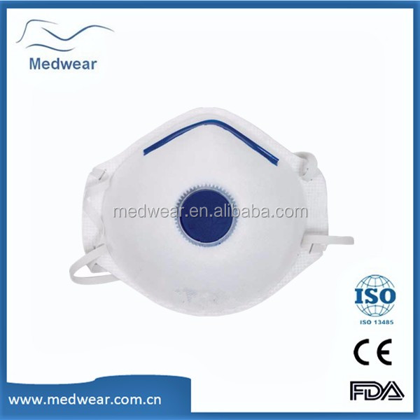 Disposable Spray Paint Respirator Mask
