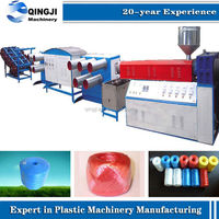 SJ-80 PP Agriculture Twine, Polypropylene Tying Twine Extrusion Machine
