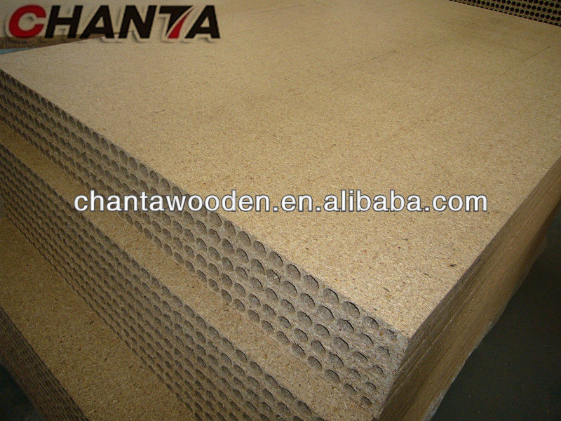 Hollow Particle board/ hollow chipboard/ hollow flakeboard