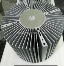 new 2016 700w aluminum extrusion enlosure led heat sink for lamp