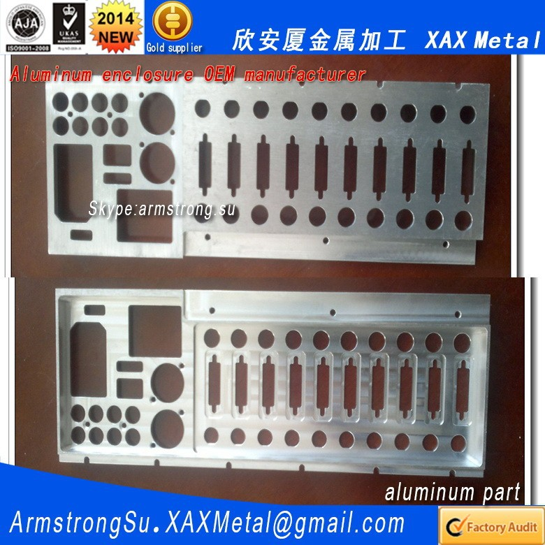 XAX92Alu OEM ODM customized laser cut bend weld sheet aluminum furniture chassis