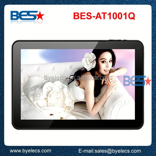 stock 10.1inch quad core wifi bluetooth android desire tablets