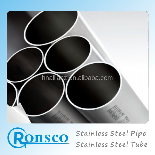 high quality german ss stainless steel seamless pipe 304 ,1.4016 (x8cr17) cold drawn seamless pipe,large diameter seamless pipe