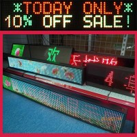 Sunrise Ali Express Electronic Message Sign Board