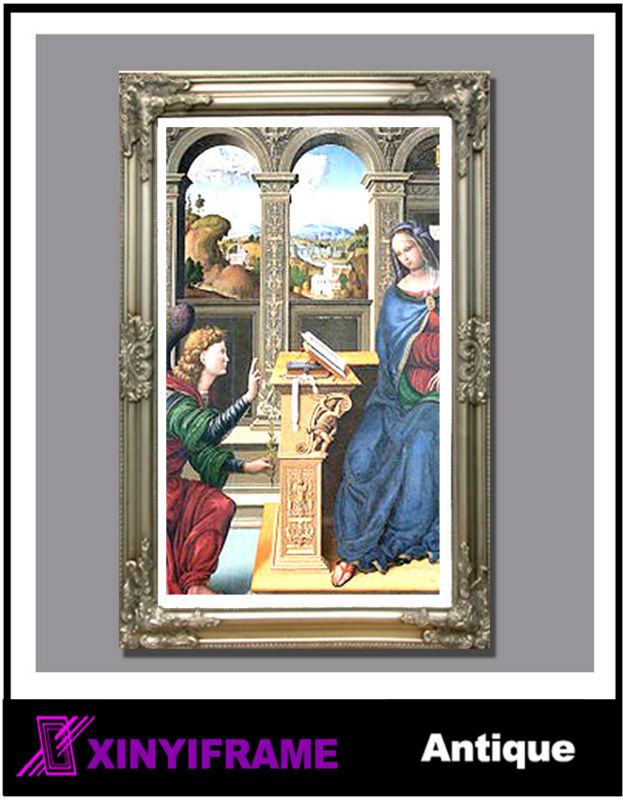 Eco-friendly Wooden Classic Religion Photo Frame