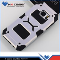 PC+TPU Free sample shockproof tpu case for samsung galaxy s7 plus wholesale