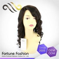 Make To Order Wholesale No Shedding Wholesale Cosplay Ponytail Loose Spiral Curl Wigs Pink