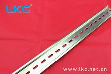 steel slotted 35 x 7.5 mm DIN rail