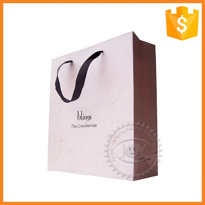 Wholesale Custom Durable Shopping Bag Paper For Stores Used