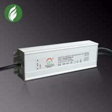 80w aluminum alloy case constant voltage dimmable 12v led driver for corn light