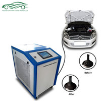 Professional engine washing machine hydrogen car kit for car care center