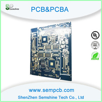Pcb assembly double sided pcba board vending machine circuit board