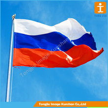 New Products China Manufacturer National russian flag