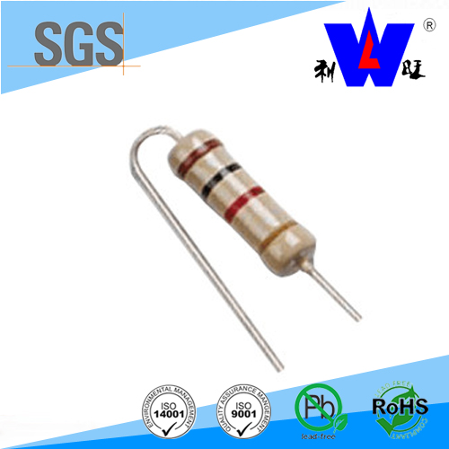 Professional 300k ohm carbon film resistor With Long-term Service