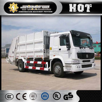 XCMG mini garbage truck dimensions,electric garbage truck