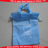 Cute Animal design with edge pp Non woven fabric bag