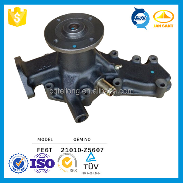 Car Parts FE6T Water Pump for Cooling System