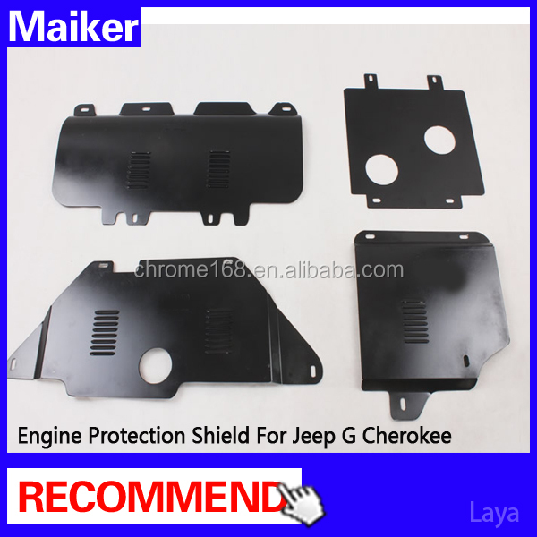 Engine Protection Shield accessories for Jeep Grand Cherokee 2011 + auto parts engine from maiker
