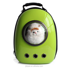 Airline Approved Pet Carrier Type Astronaut Capsule Fashion Cat Small Puppy Carrier