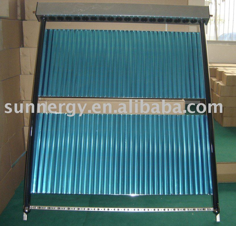 Glazed Solar Collector Solar Home System
