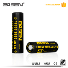 18650 10v rechargeable battery/ 1x18650 lithium rechargeable with wheelchair lithium ion battery