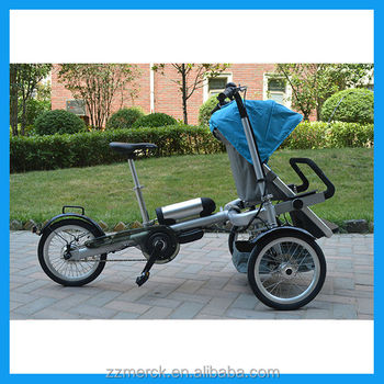 Electric assisted motorized baby stroller for baby and Motorized baby stroller