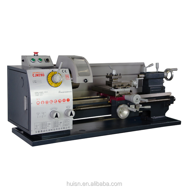 high precision bench lathe with excellent quality