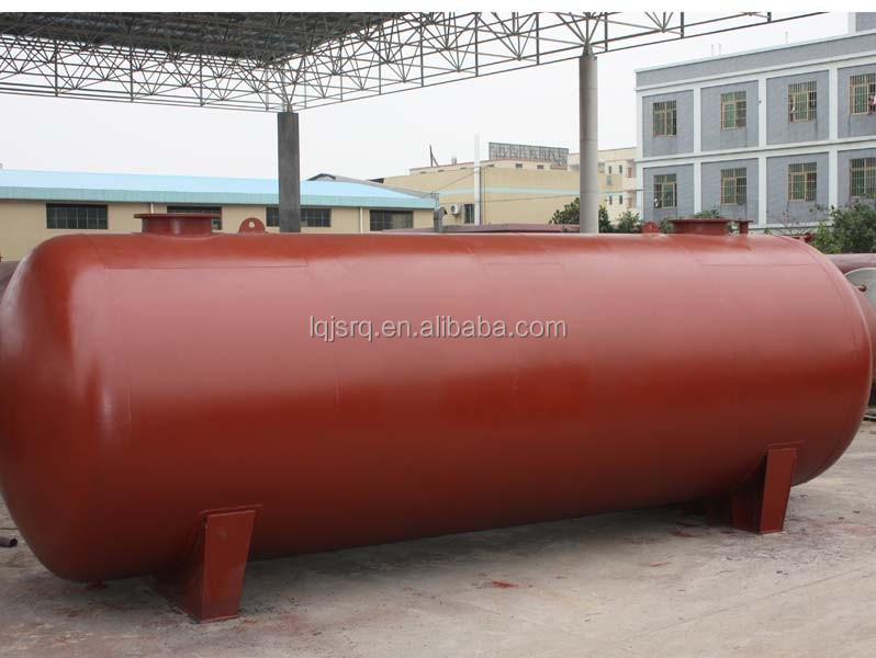 high quality new condition pressure gas tank/water tank factory manufacturer