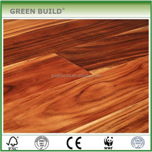 Waved Hard Acacia Engineered Wood <strong>Flooring</strong>