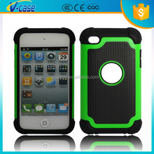 Multicolor hot selling high quality silicon case for ipod touch 5 5th