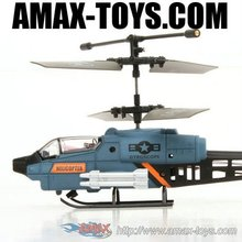 rh-331 3 channel IR helicopter remote control toy with gyro