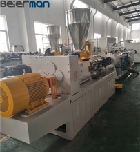 BEIMAN 16mm-110mm Flexible electric pvc pipe machine UPVC/CPVC pipe extrusion machine for sale