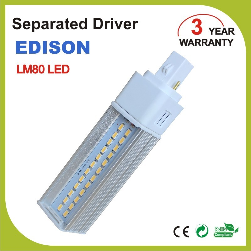 CE RoHS G24D-2 G24D-3 G24 LED PL Light
