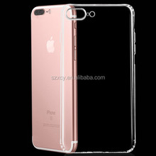 tpu material special design shockproof cellphone case for iphone 7 plus