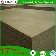 Wholesale factory price formaldehyde free furniture grade 3-ply plywood for Oman
