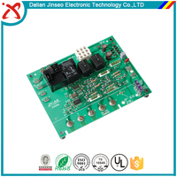 fingerprint lock control panels circuit board