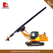 good hydraulic bore well drilling machine for sale in China piling machine