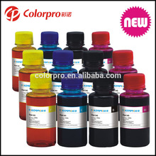 Wholesale 30ml 50ml 100ml 1000ml Water based Dye ink for hp printer refill ink kit continuous ink