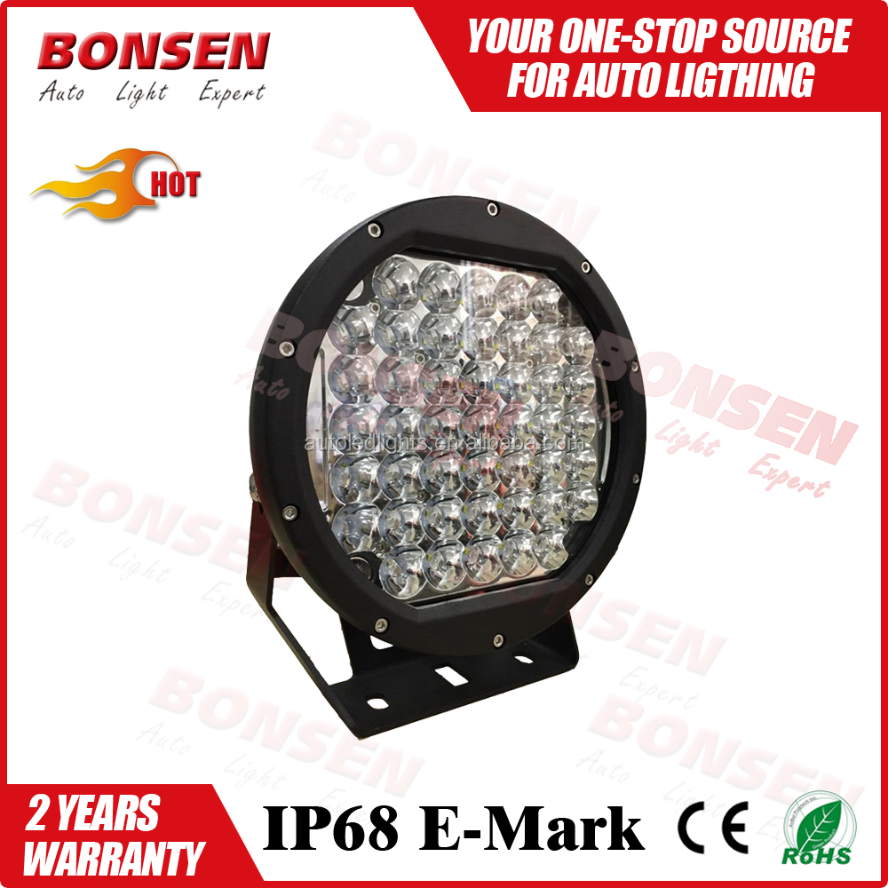 2016 ARB best sellers 185w 9inch 225w 10inch spot work light made in China factory