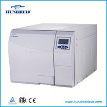 Table top 12L autoclave Class B with LED display
