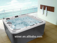 Family Sex Hot Tub / Hydrotherapy Hot Tub / Sex Family Spa Hot Tub