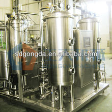 CE mixing machine for carbonated beverage
