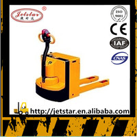 2016 New Style Bend Hand Shank Jetstar Electric Pallet Truck