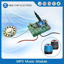N-EC usb voice recording module mp3 voice or music module